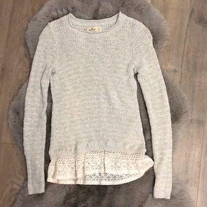 Hollister Light Knit Sweater